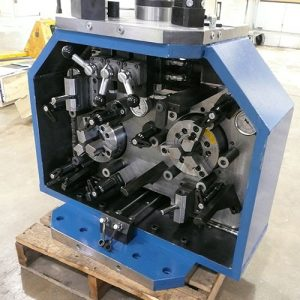 Custom Designed Horizontal Machining Fixture